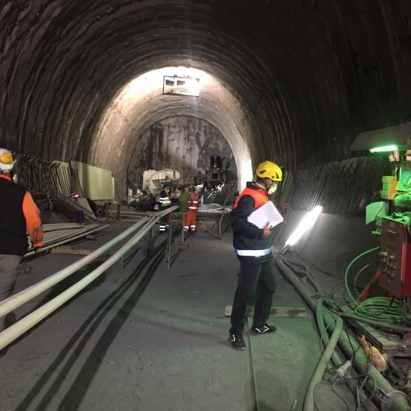 Linea alta velocità MILANO - GENOVA