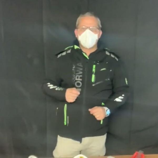 CORONAVIRUS NEI CANTIERI - Uso di mascherine protettive
